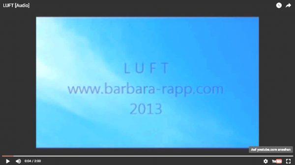 Videoscreen Luft
